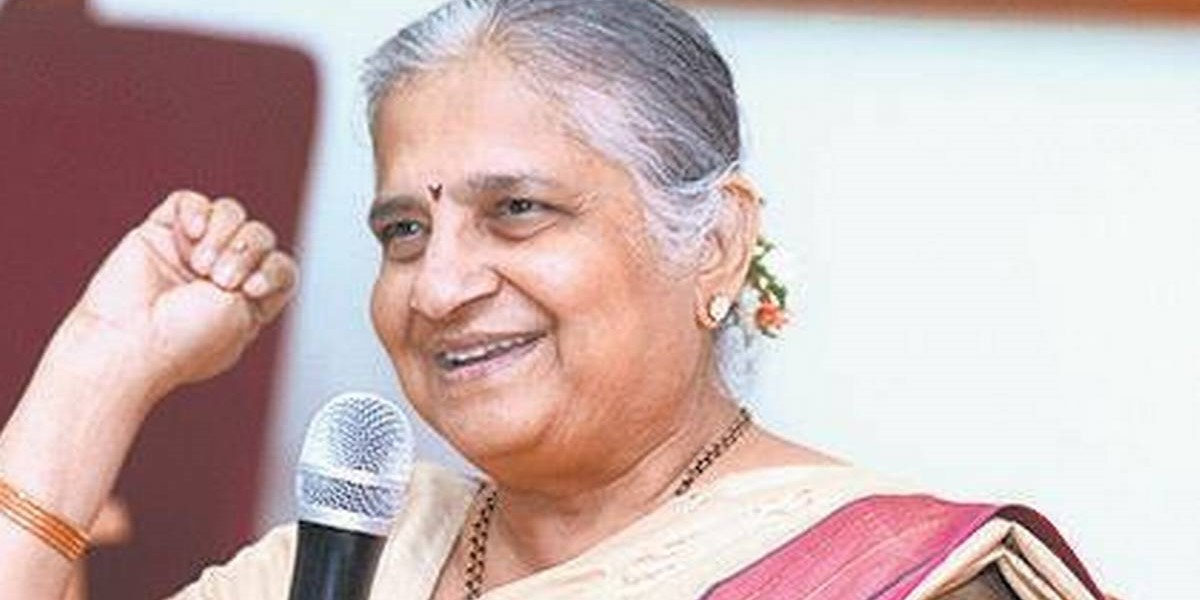 Sudha Murthy's Train Ride story- What's the truth?
