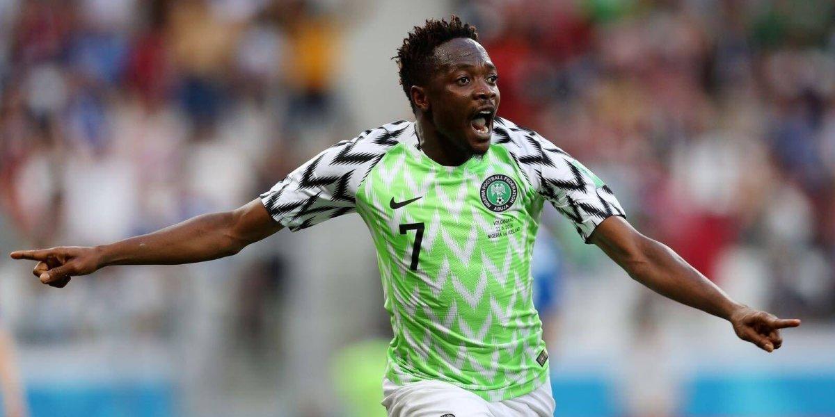 Has Nigerian national footballer Ahmed Musa played in Kerala?