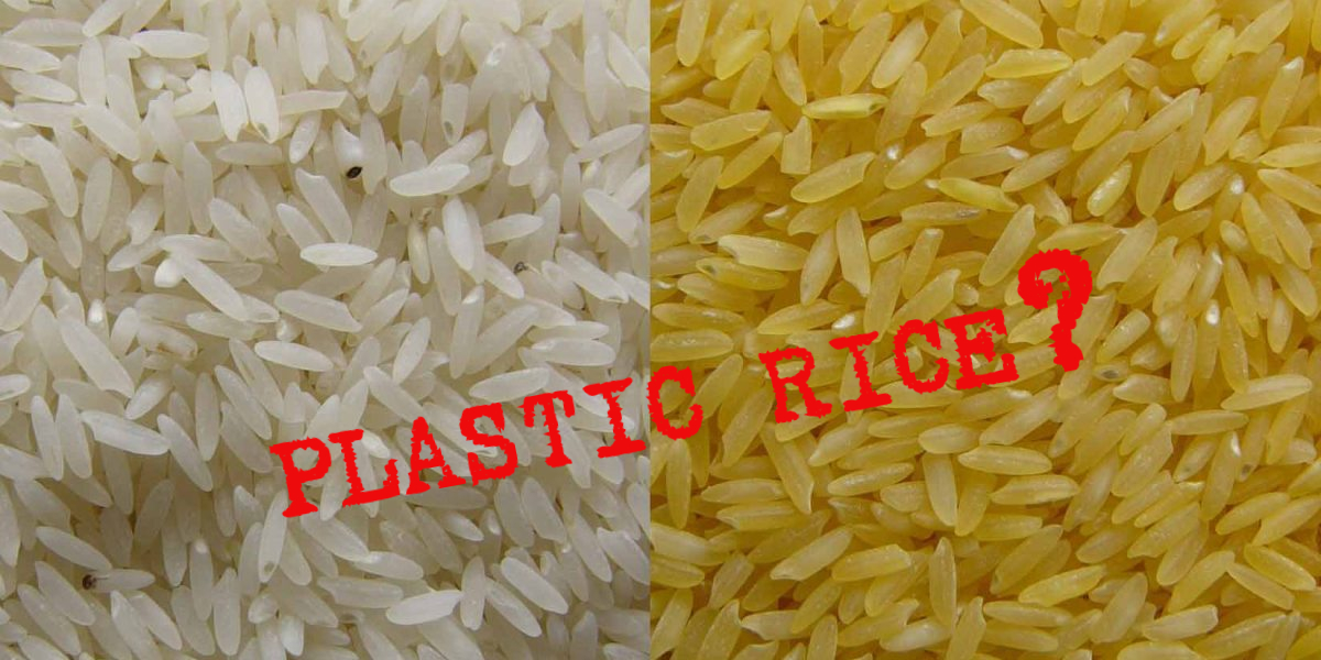 Is Plastic Rice Real?