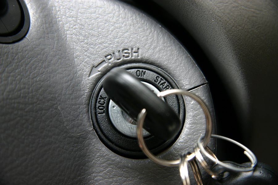 MYTH: Sanitizing car keys can cause fire
